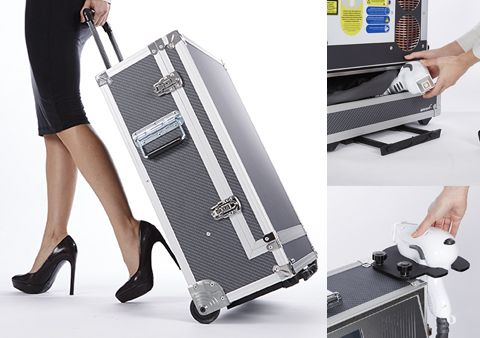 Overline Laser Trolley